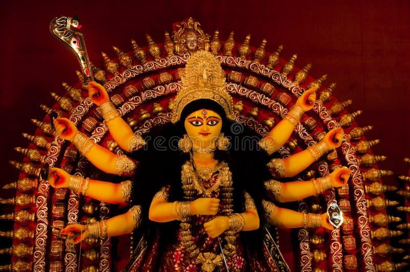 Durga Idol fotografia de stock