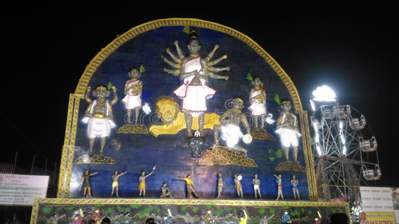 Durga Maa стоковое фото rf