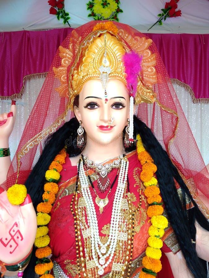Durga Maa imagem de stock