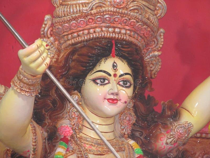 Durga Maa royaltyfri fotografi
