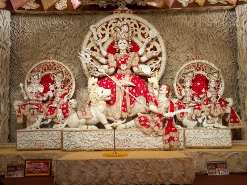 Durga maa stock photography