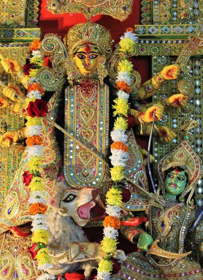 Durga Puja royalty-vrije stock foto