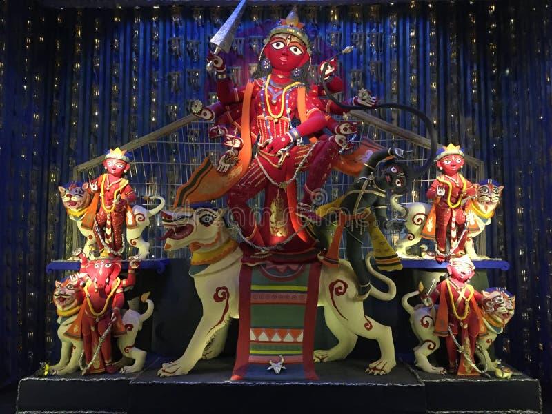 Durga Puja стоковые фотографии rf