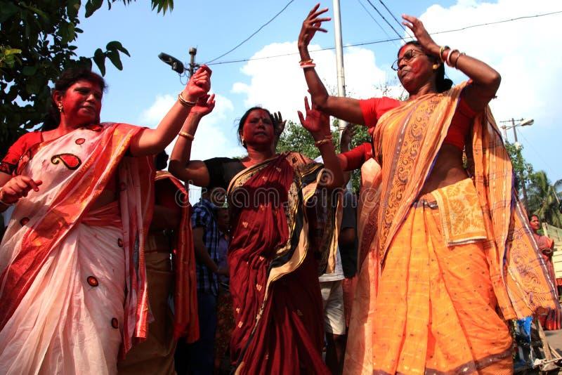 Download Durga puja festival editorial stock photo. Image of dancing - 22759663