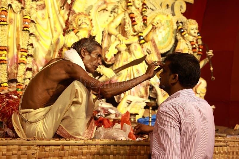 Download Durga puja festival editorial photo. Image of huge, dasara - 22764191