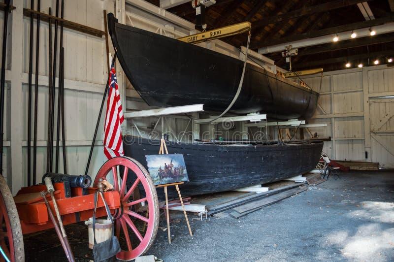 Durham łodzi Waszyngtoński skrzyżowanie obraz stock