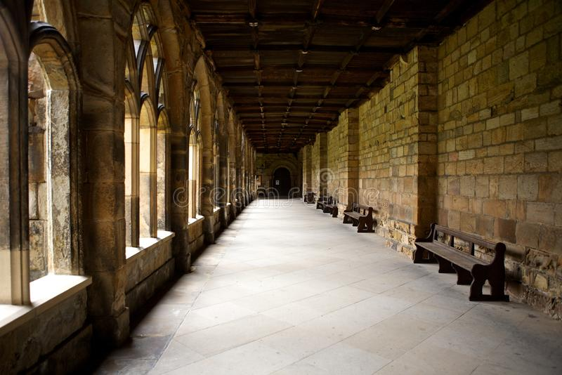 Download Durham stock image. Image of english, cloisters, nature - 25566149