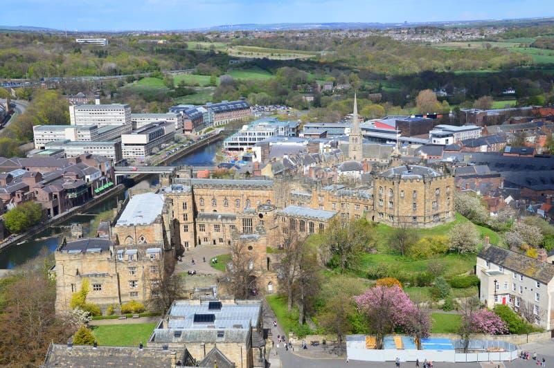 Durham Castle stock photos