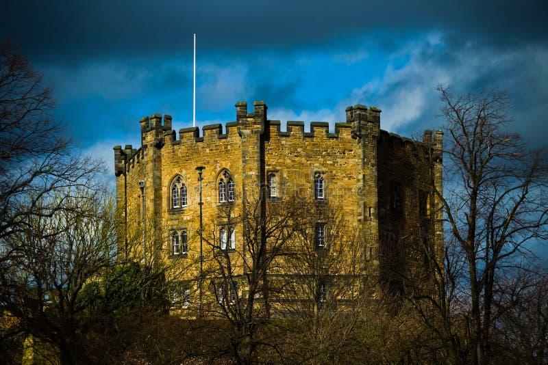 Durham Castle royalty free stock photo