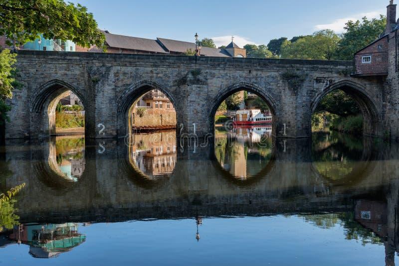 Durham, Inghilterra - Regno Unito fotografie stock libere da diritti