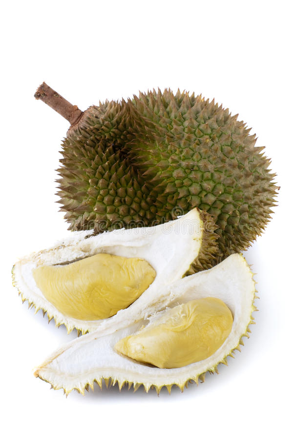 Durian fotografie stock
