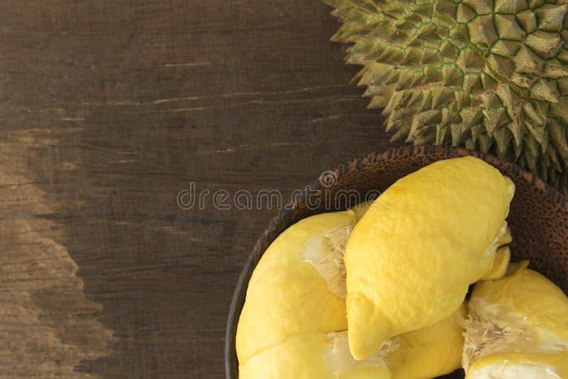 Durian zdjęcia royalty free