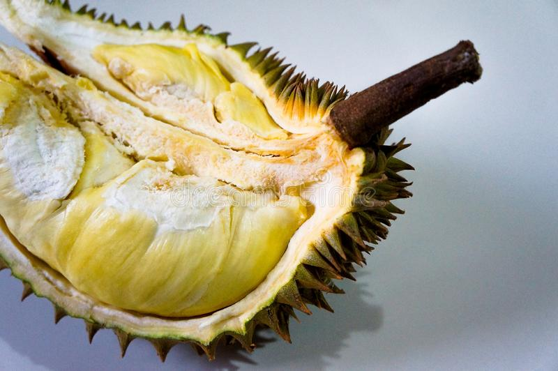 Durian, de koning van fruit royalty-vrije stock fotografie