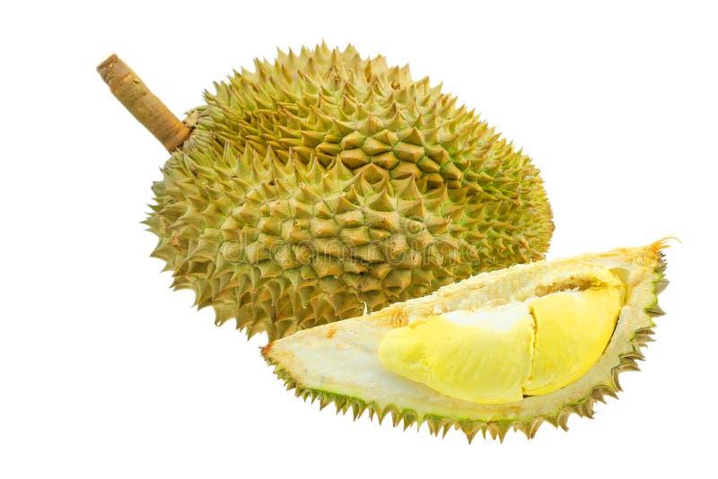 Durian de verger pour l'exportation vers le marché ou le supermarché Le roi du fruit est durian et ainsi odeur durian de favori d photographie stock