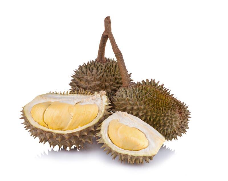 Download Durian Isolato Su Priorità Bassa Bianca Immagine Stock - Immagine di smelly, polpa: 56876737