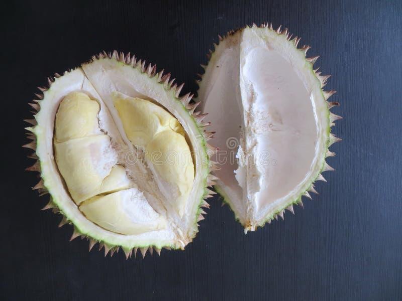 Durian konungen av frukter arkivfoton