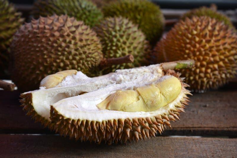 Durian photographie stock libre de droits