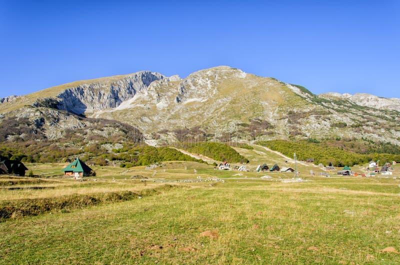 Durmitor, Montenegro obraz stock