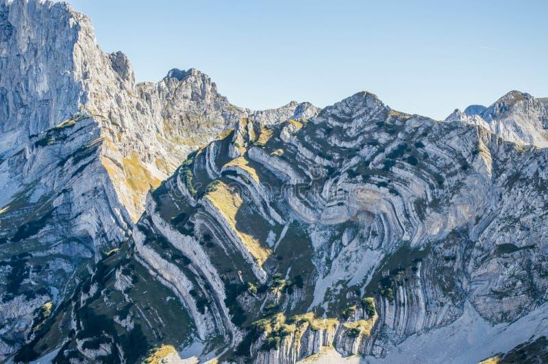 Durmitor-Nationalpark stockfoto