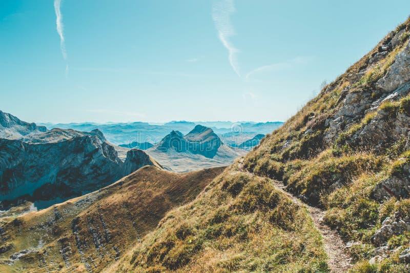 Durmitor-Nationalpark lizenzfreie stockfotos