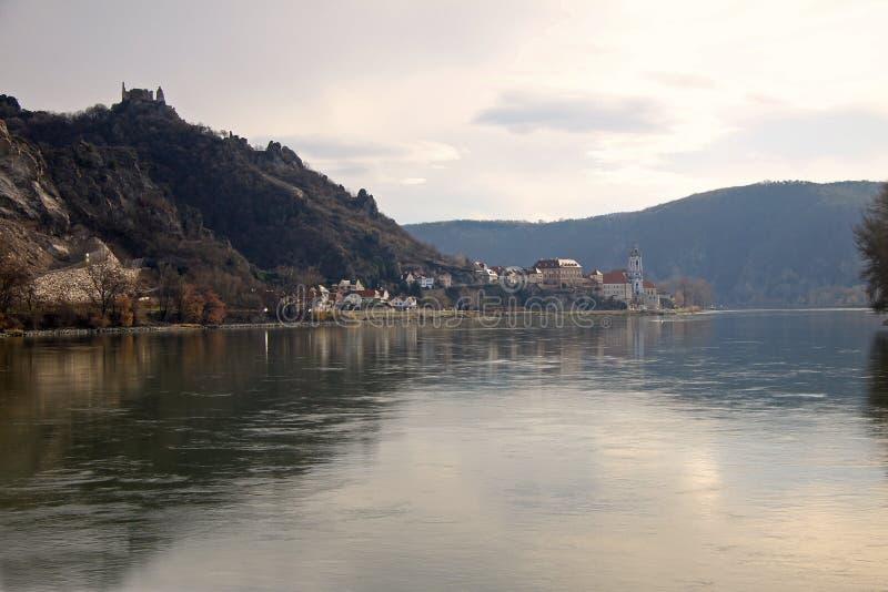Download Durnstein stock image. Image of river, idyllic, monastery - 28775983