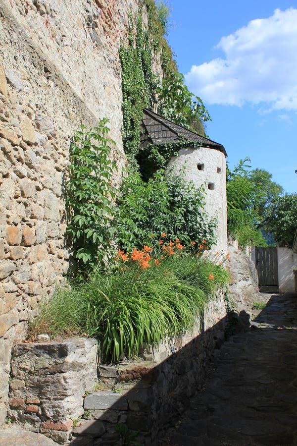 Durnstein, vallée de Wachau photos libres de droits
