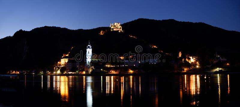 Durnstein, Wachau, Austria stock image