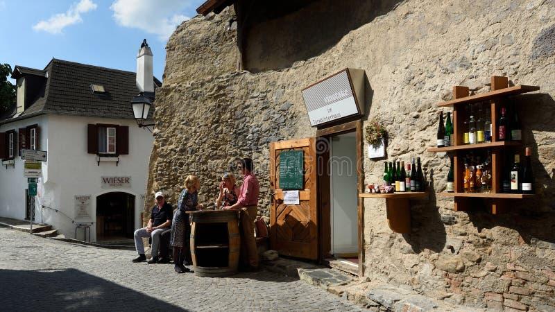Durnstein, Wachau, Autriche images stock