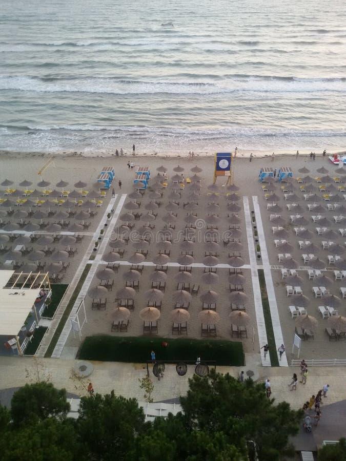 Durrà «s, Αλβανία, ξενοδοχείο ΌΠΩΣ στοκ εικόνες