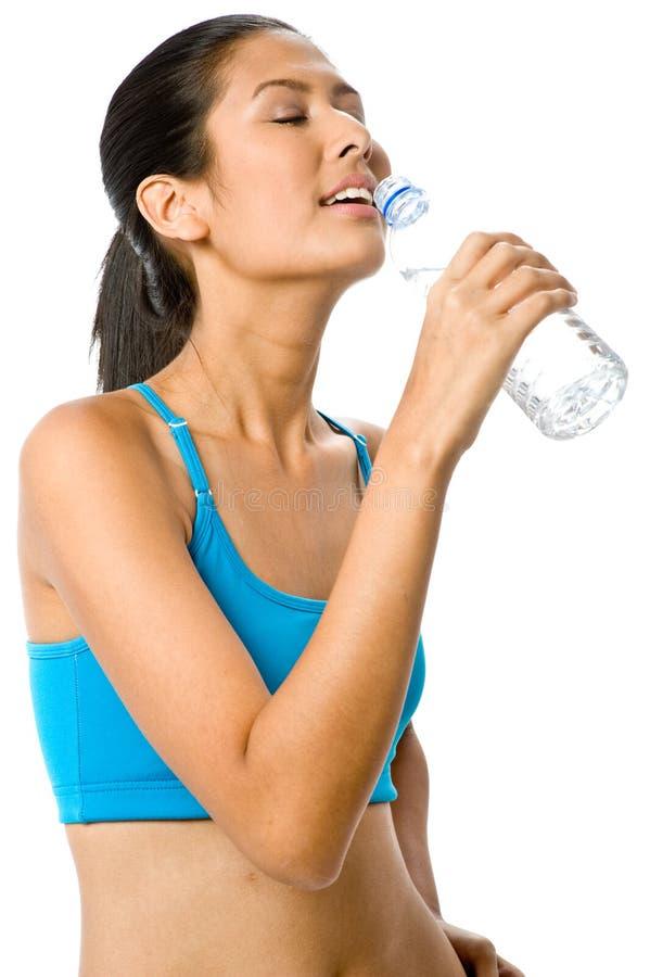 Durstig lizenzfreie stockfotos