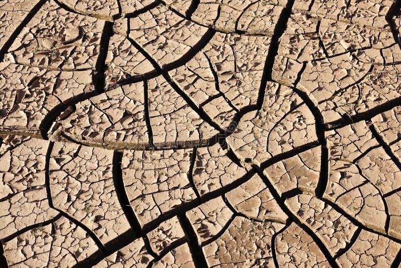 Durstiges Land lizenzfreies stockfoto