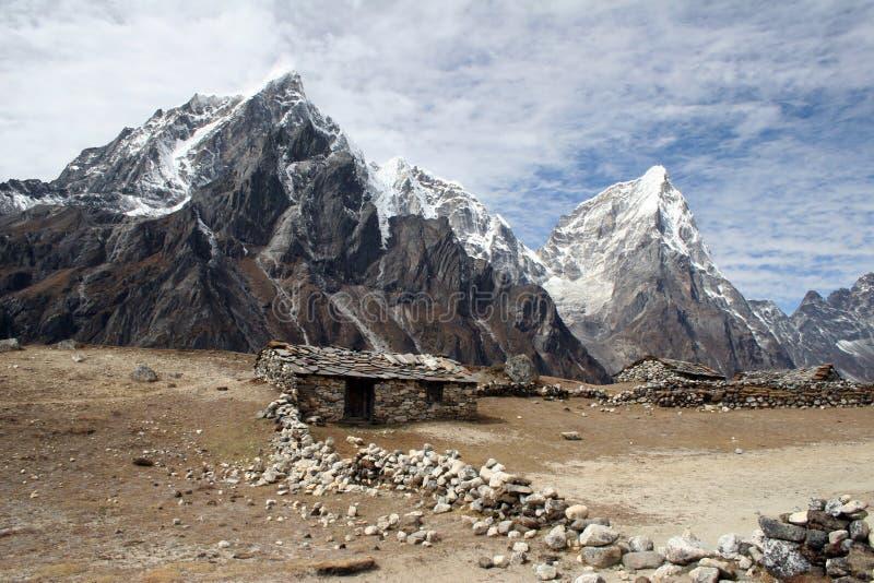Dusa, Nepal royalty free stock photo