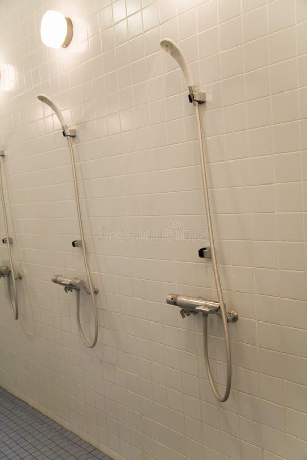 Duschkabine lizenzfreies stockbild