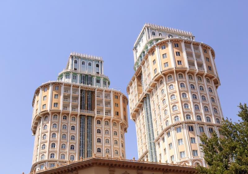 Dushanbe-Piazza Tadschikistan, Dushanbe lizenzfreies stockfoto