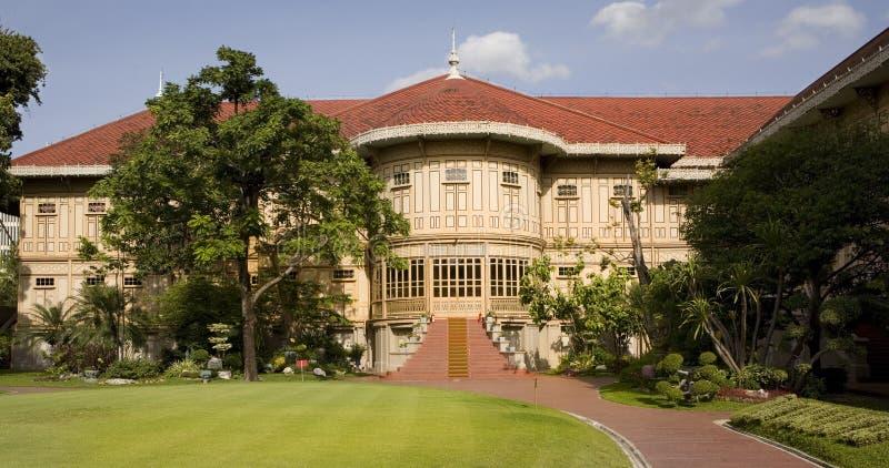 dusit παλάτι στοκ εικόνα με δικαίωμα ελεύθερης χρήσης