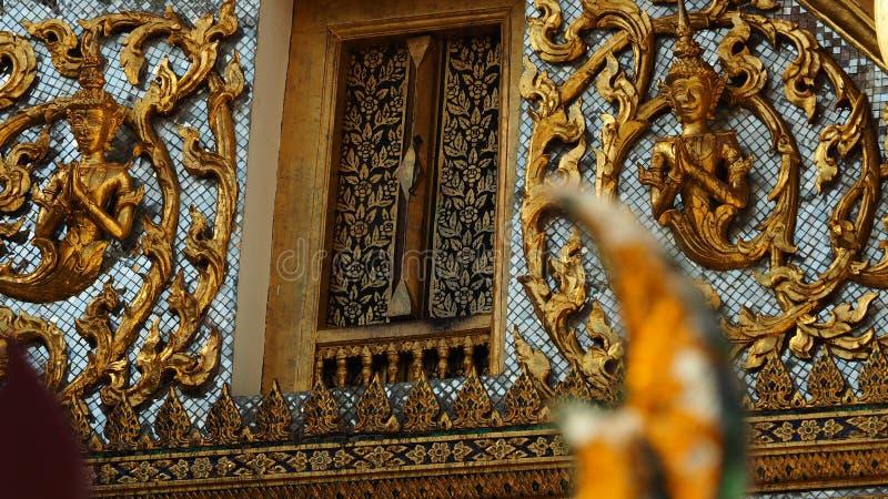 Dusit Maha Prasat Throne Hall royalty-vrije stock fotografie