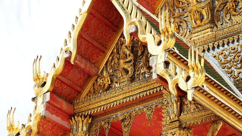 Dusit Maha Prasat Throne Hall stock foto