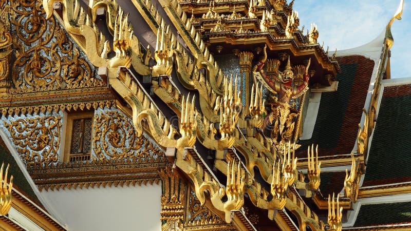 Dusit Maha Prasat Throne Hall royalty-vrije stock foto