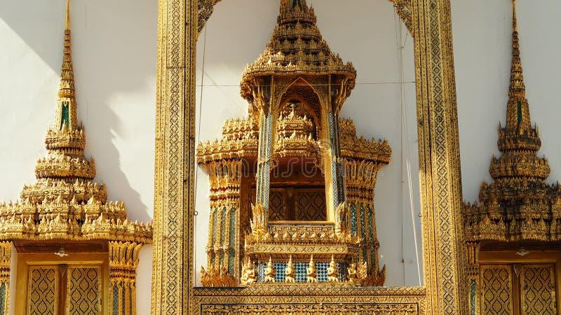 Dusit Maha Prasat Throne Hall royalty-vrije stock afbeeldingen