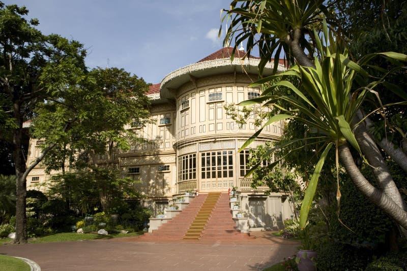Dusit Palace royalty free stock photo