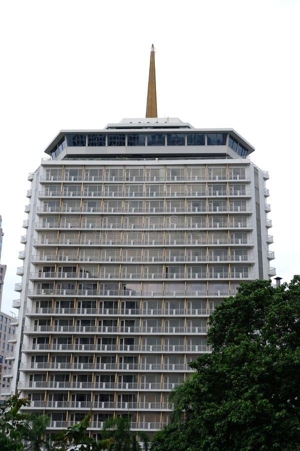 Dusit Thani Bangkok hotel zdjęcie stock