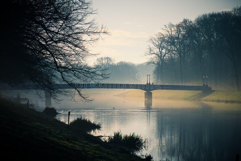 Dusky Bridge Free Public Domain Cc0 Image