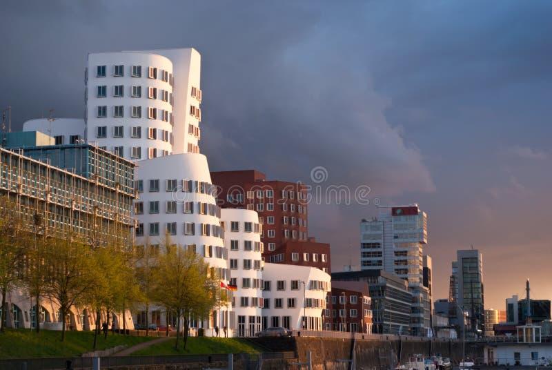 Dusseldorf stock photos