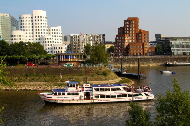 Dusseldorf in NRW royalty-vrije stock fotografie