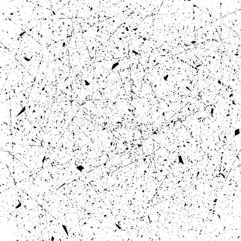 Dust Overlay Distress Grain. Vector Grunge texture background. The effect of an old, scratched texture. Element for. Design. Eps vector illustration