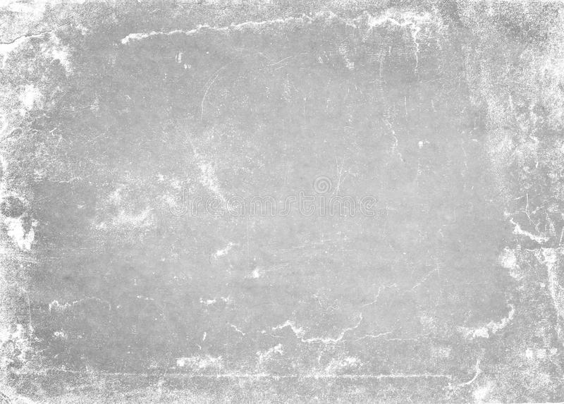Dust particle and dust grain texture. Abstract dirty or aging frame. Dust particle and dust grain texture on white background, dirt overlay or screen effect use stock photography