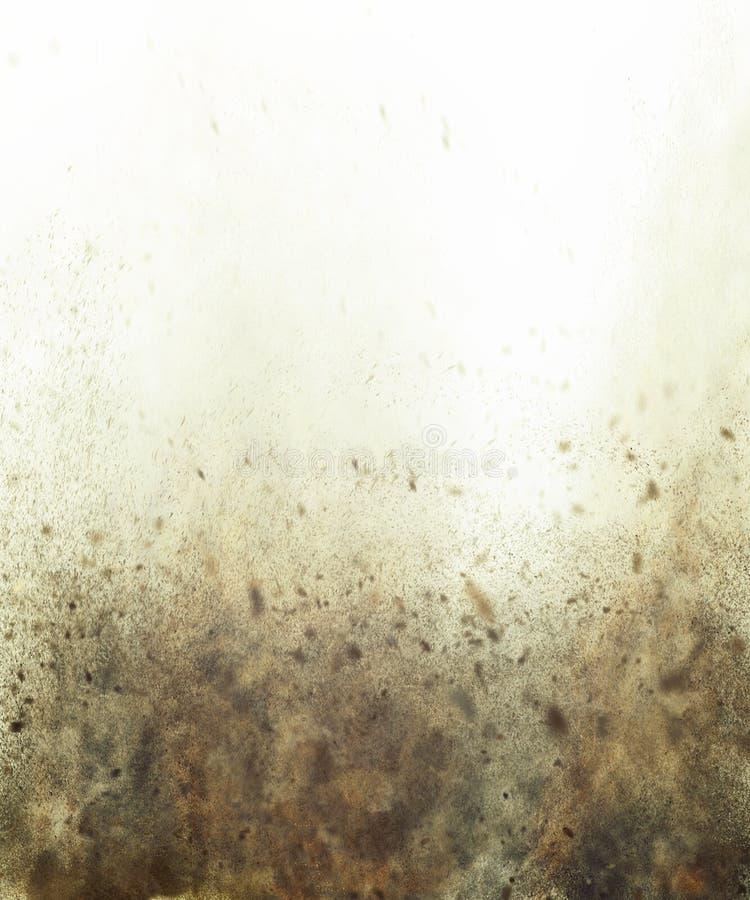 Free Dust Storm Background Stock Image - 57085871