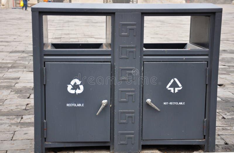 dustbin стоковое фото