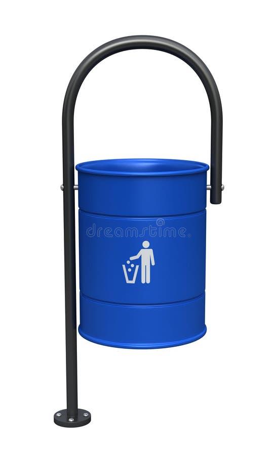 dustbin бесплатная иллюстрация