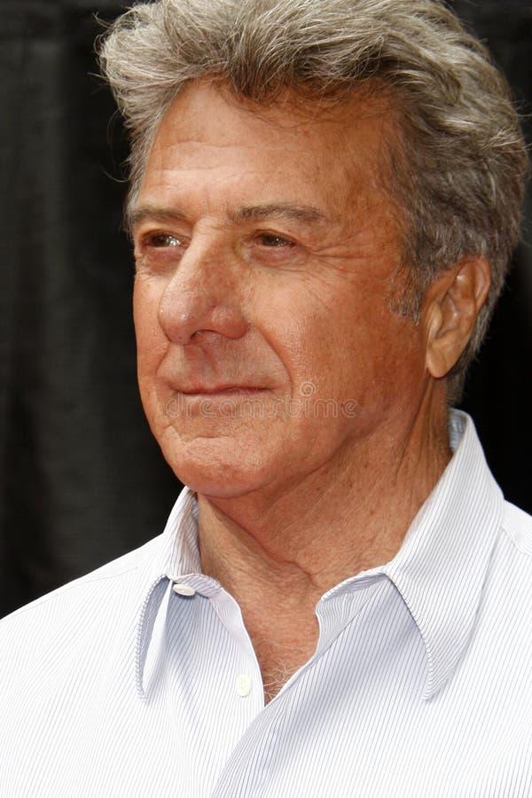 Dustin Hoffman fotografia stock libera da diritti